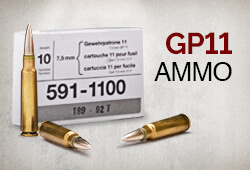 GP11 Swiss Ammunition
