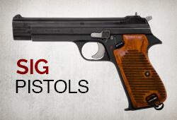 Swiss SIG Pistols